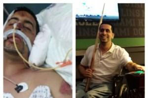 dominicano paralc3adtico pide ayuda para poder conducir con las manos Dominicano paralítico pide ayuda para comprar tecnología que lo permitirá conducir con las manos