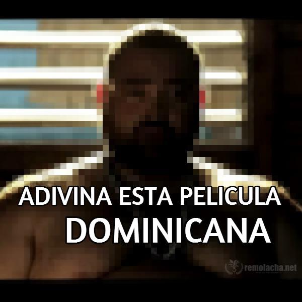PELICULA DOMINICANA