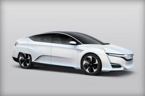 hi Foto   El super carro de hidrógeno de Honda