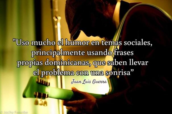 jlllq Como Juan Luis Guerra usa el humor para denunciar injusticias