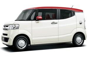 honda n slash Foto   Honda lanza este carro raro y feo en Japón