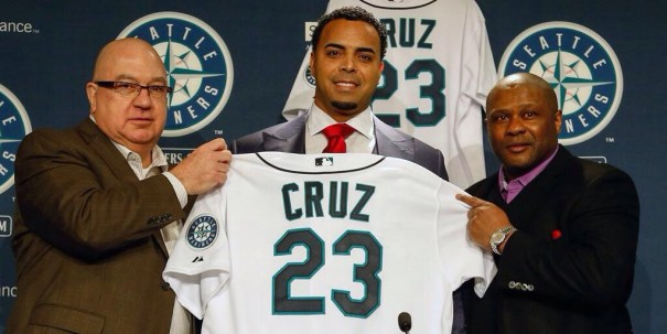 image20 Video   Marineros introducen a Nelson Cruz