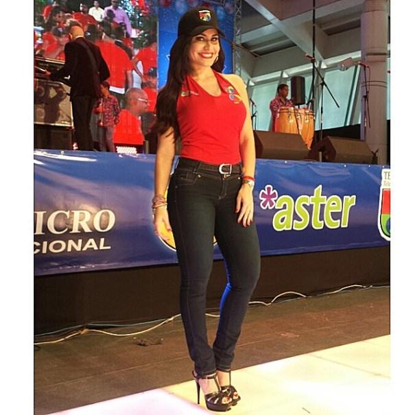 jennyblanco29 Imagenes de Fiesta Telemicro 2014