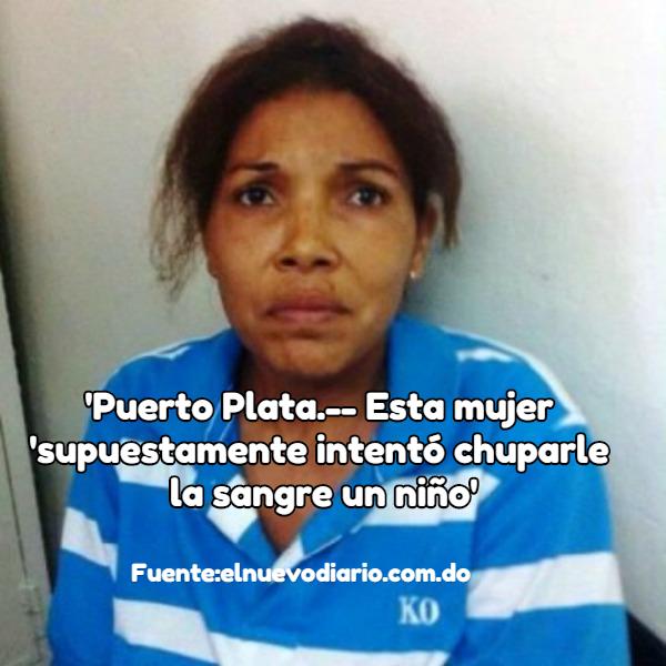 sangre Turba golpean presunta #bruja en Puerto Plata