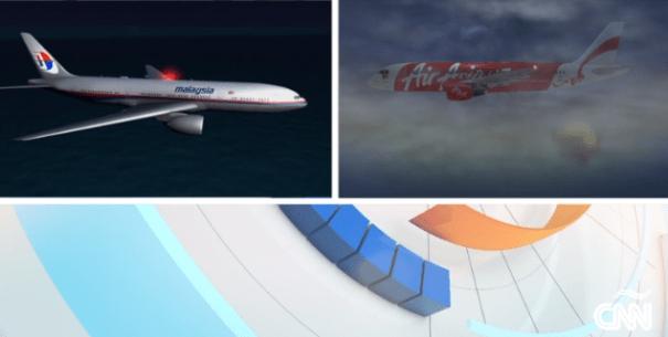 vue 2014:Aviones perdidos y desastres aéreos