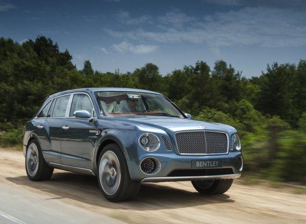 68392bm raf8815 Bentayga: la nueva yipeta de Bentley
