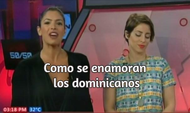 como se enamoran los dominicanos