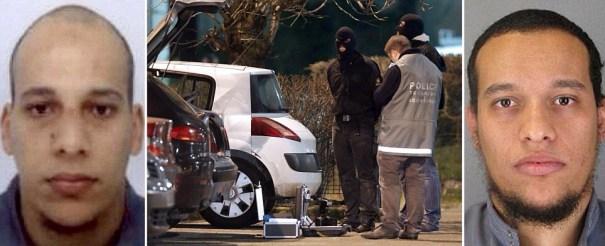 image37 Arrestan a siete por el atentado contra el Charlie Hebdo
