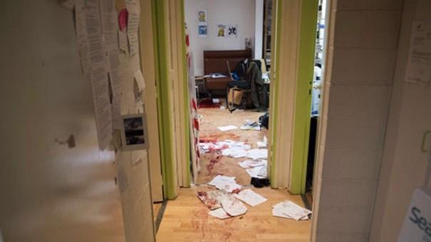 image41 Primera imagen después de la masacre en el Charlie Hebdo