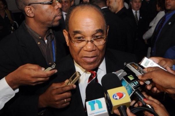 img 4483 Para embajador haitiano, la prensa dominicana exagera