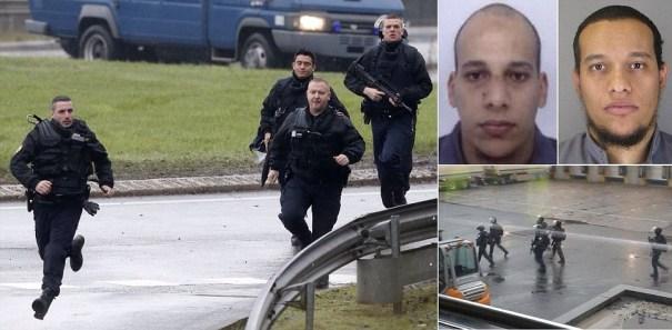 img 4497 Cacería de los terroristas en París