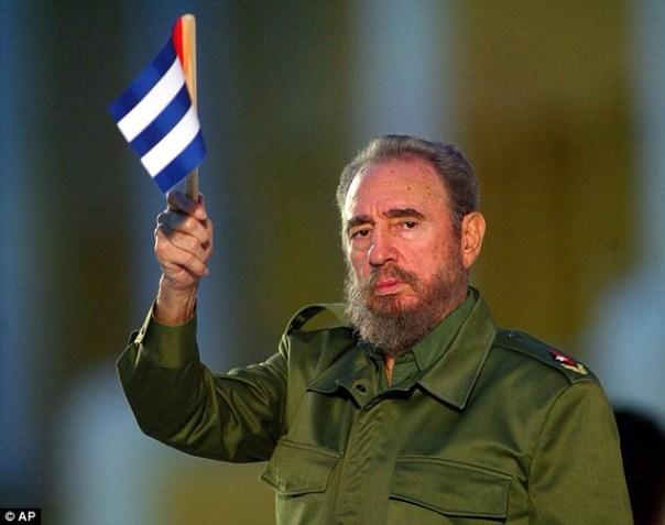 img 45081 Fidel desconfía de los gringos