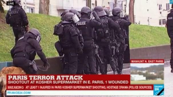 img 4512 Nuevo foco de violencia en París