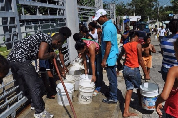 img 4957 120 sectores quedarán sin agua en la capital