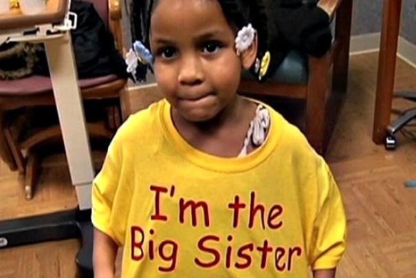 img 5013 Una niña de 4 años salva a su madre embarazada