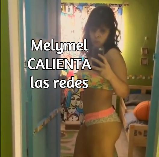 mely Rapera dominicana calienta las redes sociales