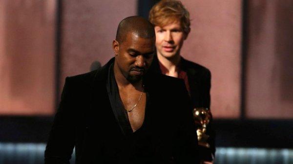 0012185399 Kanye West intenta interrumpir en los Grammys