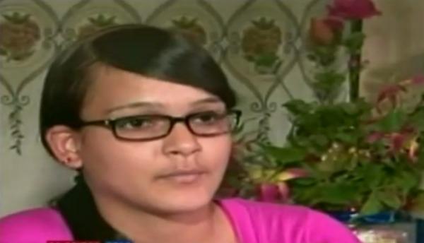 abandonada Video   Una niña de La Vega quiere conocer a su padre que podría vivir en Santo Domingo
