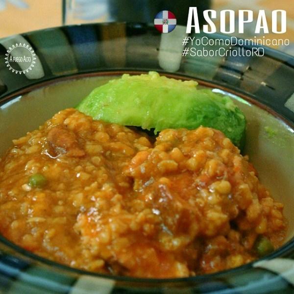 asopao Los Top 10 restaurantes dominicanos y un lote de fotos de comida criolla [RD]