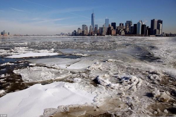 image51 Más imágenes de Río Hudson congelado