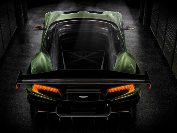 image83 Fotos: Nuevo Aston Martin Vulcan de US$2.3 millones