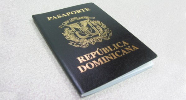 Pasaporte-dominicano