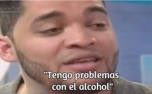 rrrf Video   Merenguero admite que padece alcoholismo
