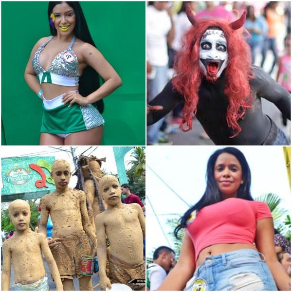 segundo domingo carnaval vegano
