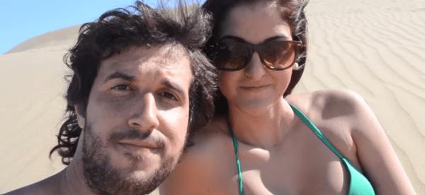 will Dominicano aventureando en las Islas Canarias
