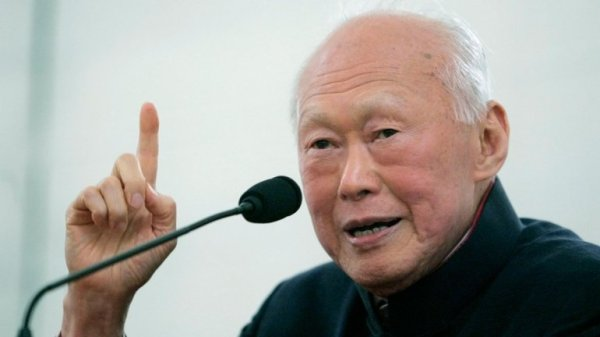 0012373511 Muere el fundador de Singapur
