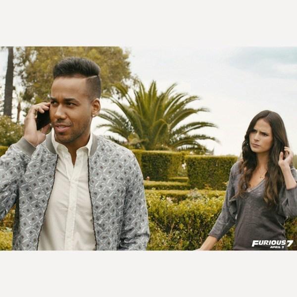 Romeo Santos en Furious 7