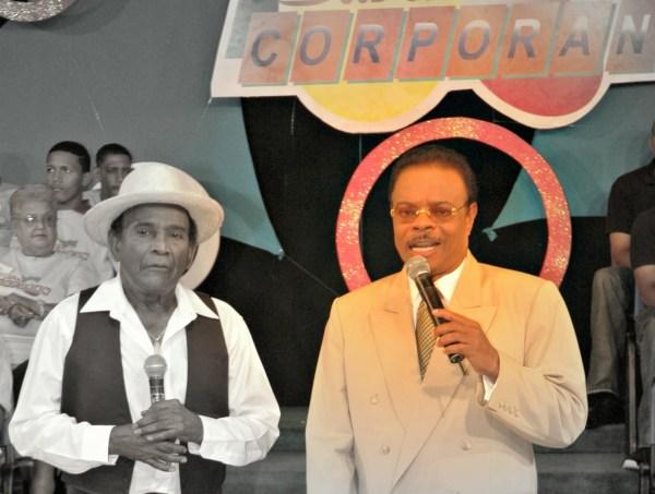 Corporan y Joseito Mateo