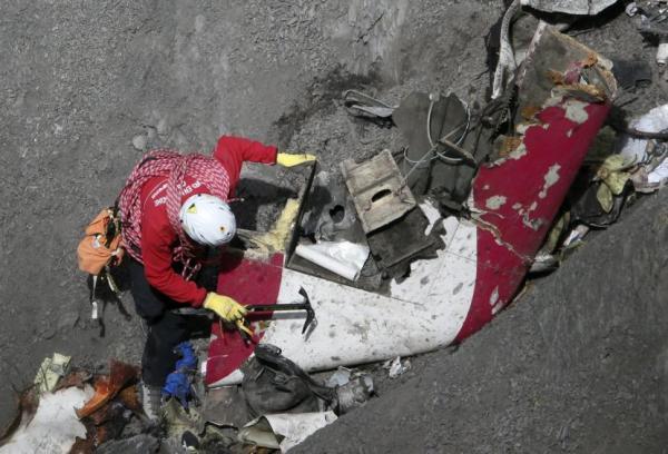 france crash Un video muestra los últimos momentos del vuelo de Germanwings