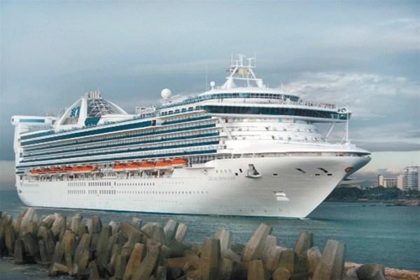 image268 En Santo Domingo el turismo de crucero creció 48% en 2014
