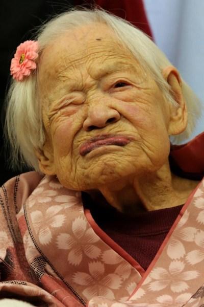 image87 La persona más vieja del mundo cumple 117 años