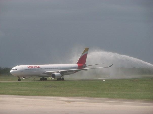img 6862 Iberia inicia mañana vuelos diarios a RD