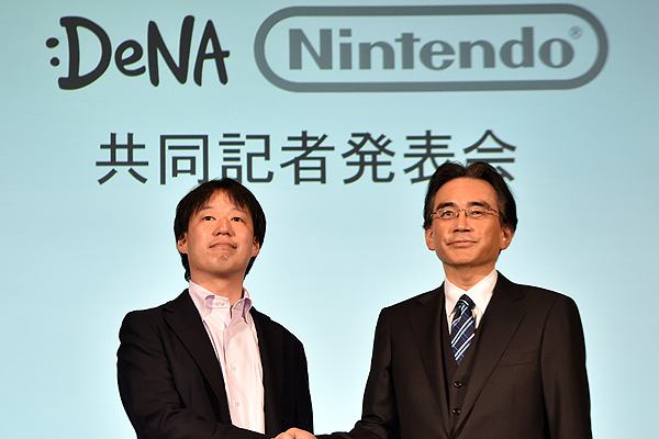nintendo 103543 Nintendo creará videojuegos para celulares