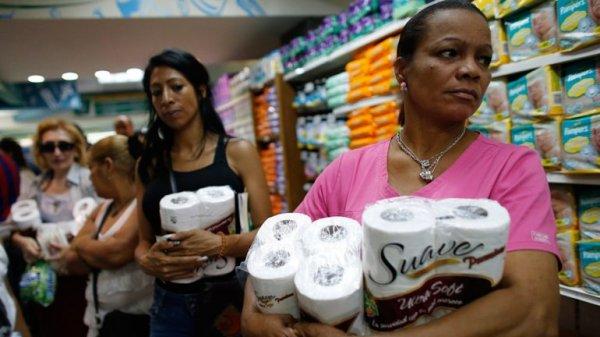 0012408843 Lote de detenidos en Venezuela por desestabilizar la economía