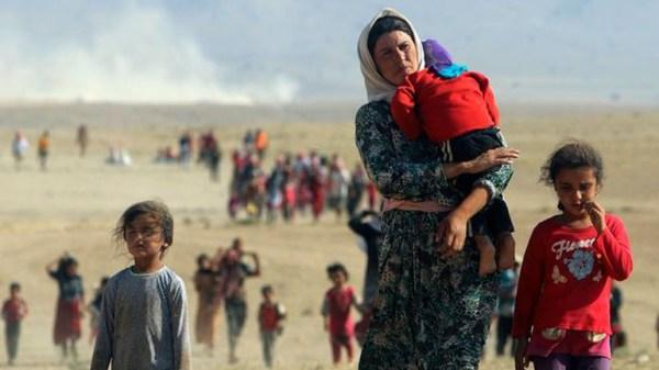 0012460976 Menor de 9 años embarazada luego de ser capturada por ISIS