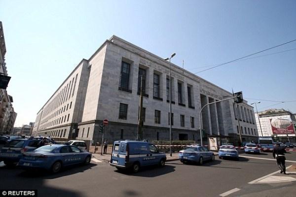 image109 Tiroteo en Milán deja al menos tres muertos