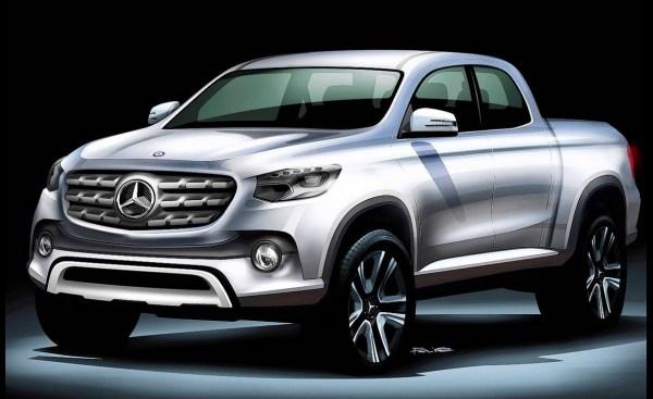 image15 Mercedes Benz fabricará una camioneta