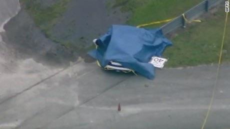 image183 Hombre muere en choque de Lamborghini en pista de Disney World
