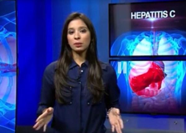 image248 La infección de hepatitis C incrementa en el país
