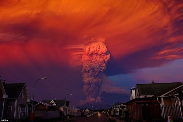 image471 Segunda y más enérgica erupción chileno Calbuco