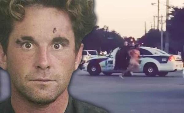 image80 Video   Tipo arrebatao corre encuero por calles de Florida