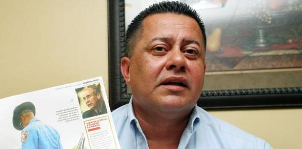 Jaime Morales, presidente de la Corporación de Policías y Seguridad (COPS).