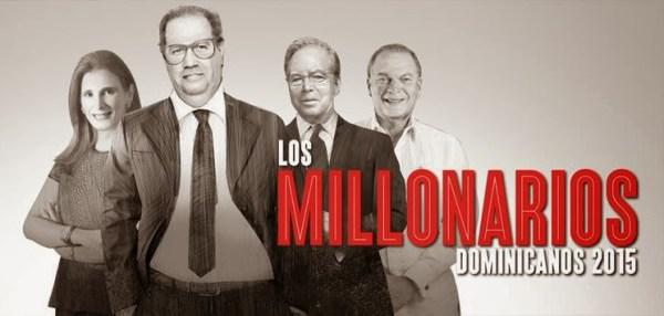 Millonarios de Republica Dominicana en Forbes 2015