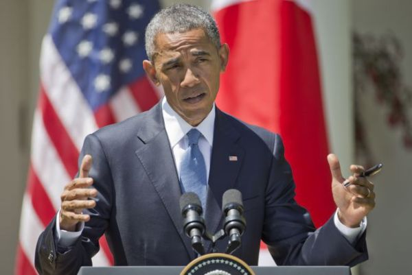obama baltimore 655x438 Obama: no hay excusa para la violencia desatada en Baltimore