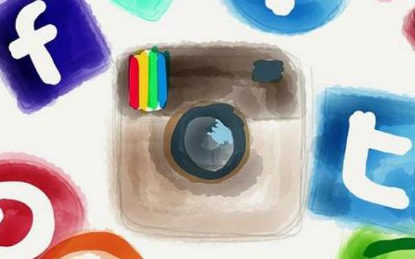 redes sociales1 Los rícos prefieren Instagram y los pobres Facebook