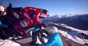 vars speed challenge Video   Atleta extremo rompe su propio récord en bicicleta a 223 km/hr